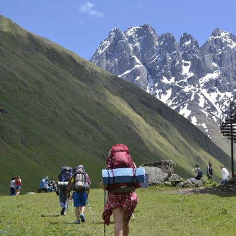 6 Day Trekking In Racha