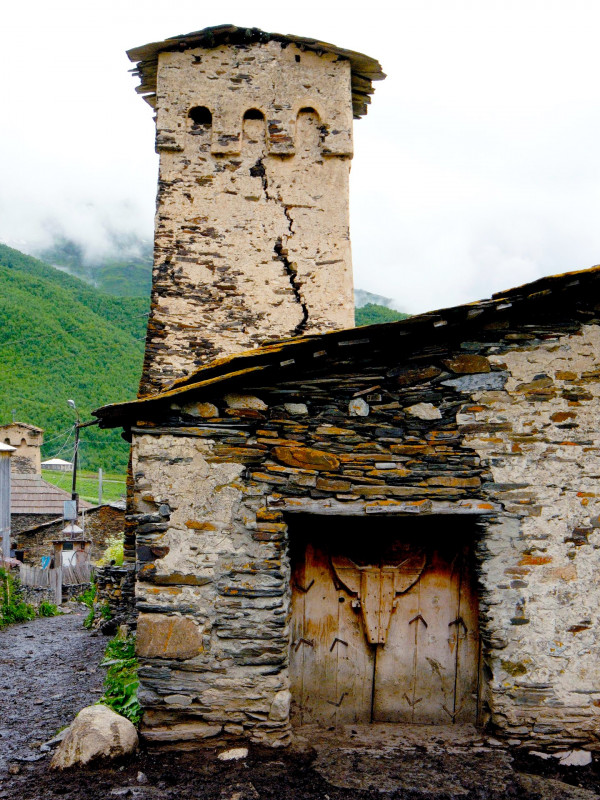 4 Day Samegrelo- Zemo Svaneti Rural Tour