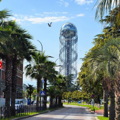 Batumi Alphabetic Tower