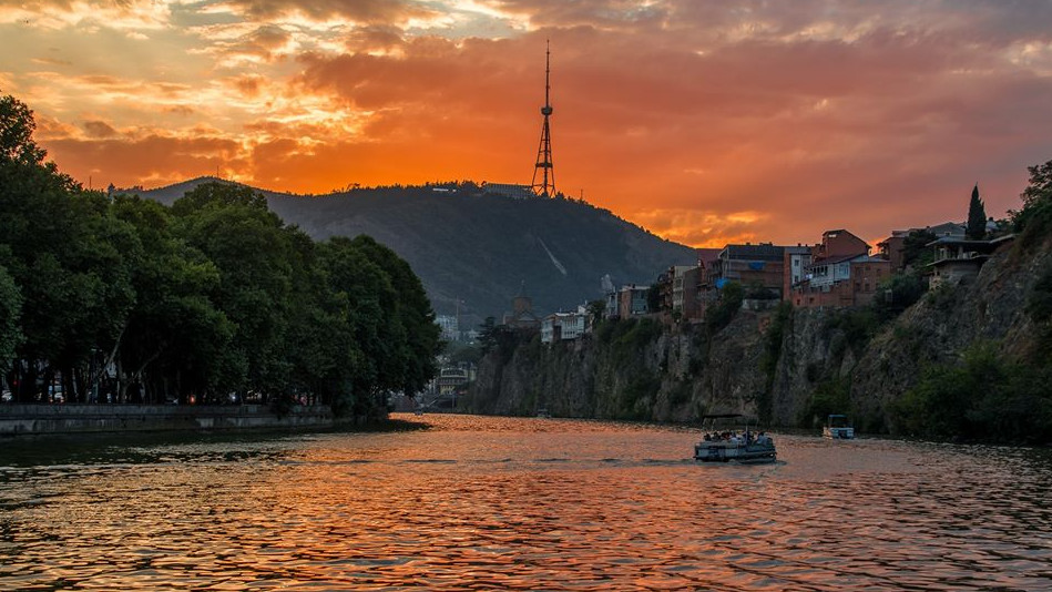 Tbilisi walking tour