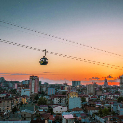 Batumi Argo Cable Car