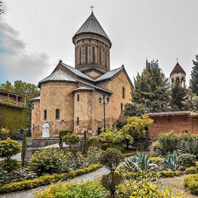 Sioni Cathedral of Dormition